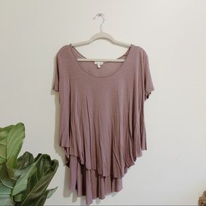 Urban Outfitters Purple Relaxed TShirt
